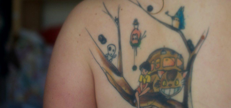 Mandy's tattoo