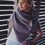 Yoga Shawl by Andrea Mowry