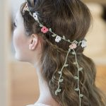 Elegant Flower Headband by Amanda Saladin