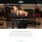 RDV Sportsplex Landing Page Design