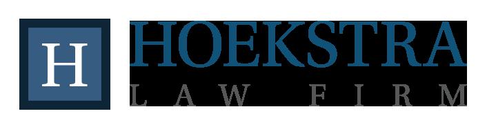 Hoekstra Law Firm Logo Design