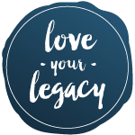 Love Your Legacy Logo Design