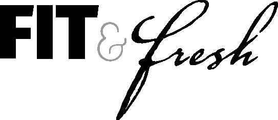 Fit & Fresh Logo Design