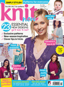 Knit Now Magazine - Issue 59