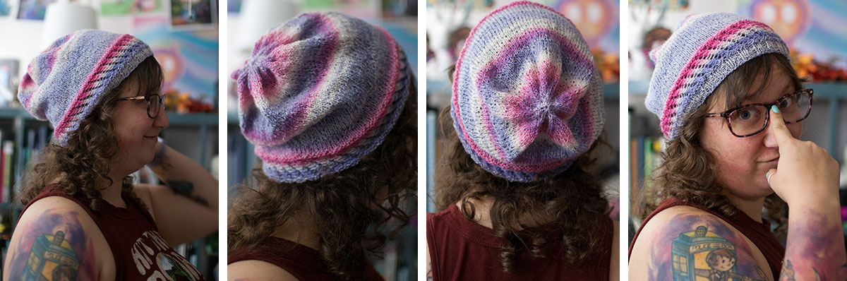 Find Familiar, a simple, easy pattern perfect for knitflix bingeing