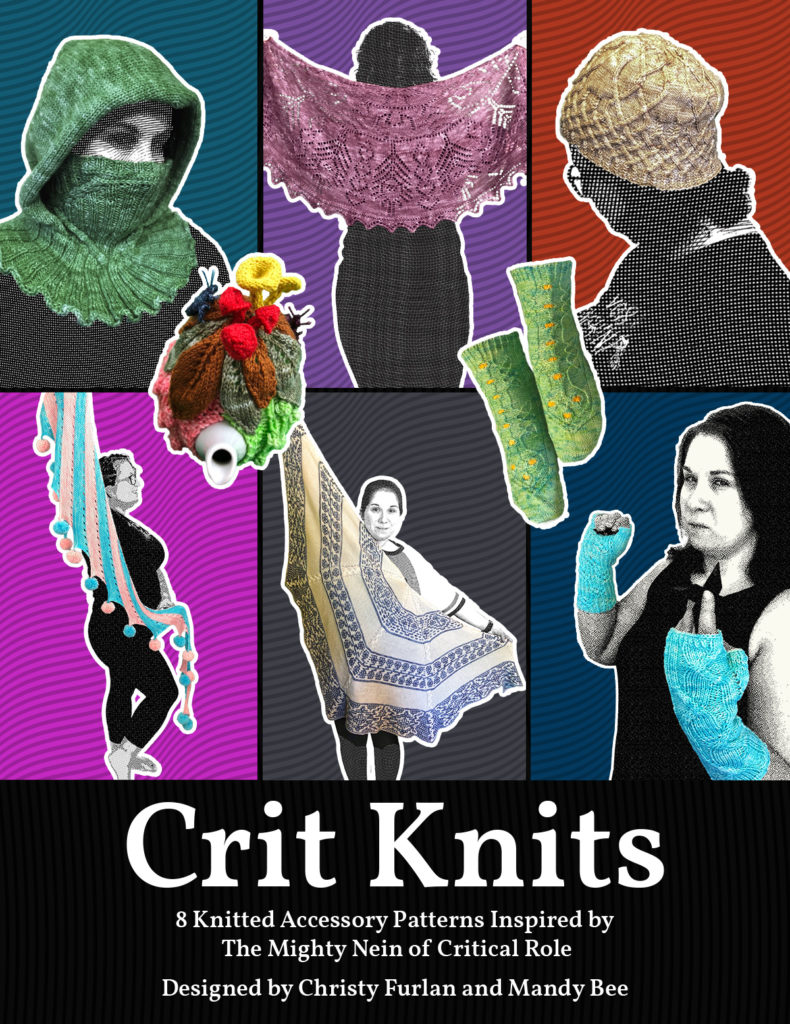Crit Knits ebook cover